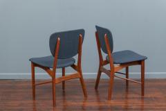 Niels Vodder P Vodder Dining Chairs Model PV55 for Niels Vodder - 1969584