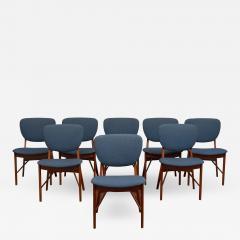 Niels Vodder P Vodder Dining Chairs Model PV55 for Niels Vodder - 1972830