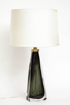 Nils Landberg Nils Landberg Orrefors Dark Bottle Green Lamps - 1061529