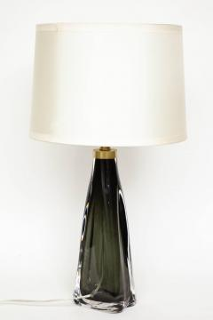 Nils Landberg Nils Landberg Orrefors Dark Bottle Green Lamps - 1061530