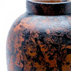 Nils Perhrsson 19th Century Neoclassical vase by H gan s potter Nils Perhrsson - 1221353