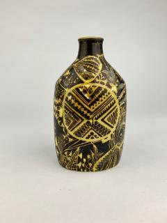 Nils Thorsson Nils Thorsson Royal Copenhagen Brown Bottle Vase - 1363201