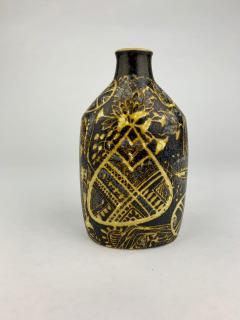 Nils Thorsson Nils Thorsson Royal Copenhagen Brown Bottle Vase - 1363210