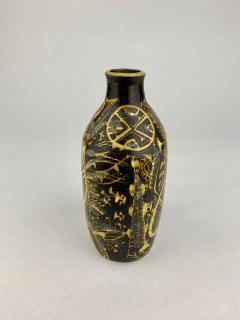 Nils Thorsson Nils Thorsson Royal Copenhagen Brown Bottle Vase - 1363234
