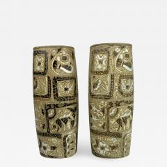 Nils Thorsson Pair of Nils Thorsson Royal Copenhagen Vases - 1379507