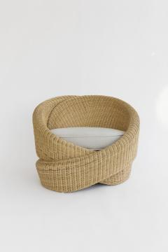 Nina Edwards Anker Knotty armchair - 1433706