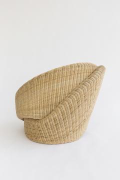 Nina Edwards Anker Knotty armchair - 1433707