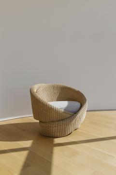 Nina Edwards Anker Knotty armchair - 1433719