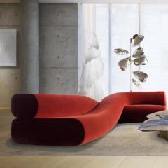 Nina Edwards Sofa Twist by Nina Edwards Anker Limited Edition - 1757502