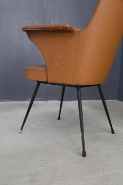 Nino Zoncada pair of chairs by Nino Zoncada from 1950  - 1019220