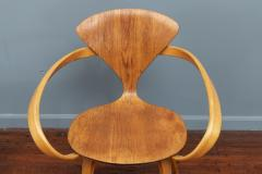 Norman Cherner Norman Cherner Pretzel Armchairs for Plycraft - 1147782