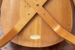 Norman Cherner Norman Cherner Pretzel Armchairs for Plycraft - 1147789