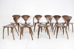 Norman Cherner Set of Ten Cherner Side Chairs - 1146061