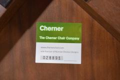 Norman Cherner Set of Ten Cherner Side Chairs - 1146065