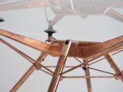 Norman Foster Round Nomos Dining Table by Sir Norman Foster Partner - 1453109