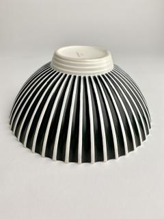 Norman Wilson Norman Wilson Wedgwood Large Fluted Bowl - 1493859