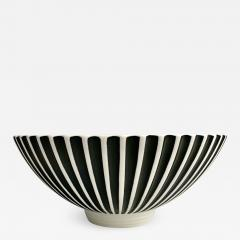 Norman Wilson Norman Wilson Wedgwood Large Fluted Bowl - 1496134
