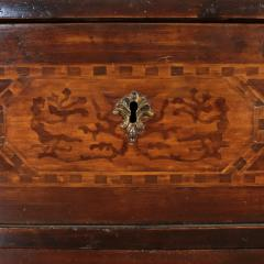 Northern Italian Inlaid Walnut Chest of Drawers Circa 1840 - 1979740
