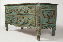 Northern Italian Painted Commode - 1571099