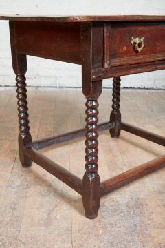 Oak Bobbin Turned Table - 2080767