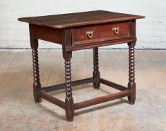 Oak Bobbin Turned Table - 2080768