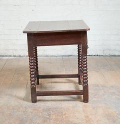 Oak Bobbin Turned Table - 2080769