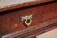 Oak Bobbin Turned Table - 2080770