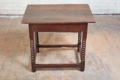 Oak Bobbin Turned Table - 2080773