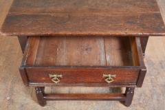 Oak Bobbin Turned Table - 2080774