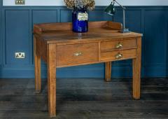 Oak Drapers Table - 1969645
