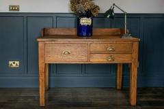 Oak Drapers Table - 1969646