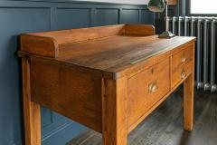 Oak Drapers Table - 1969647