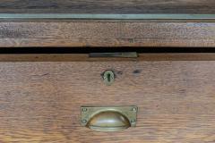 Oak Drapers Table - 1969649