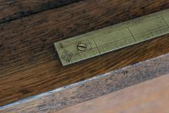 Oak Drapers Table - 1969650