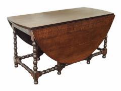Oak Gateleg Table - 1757395