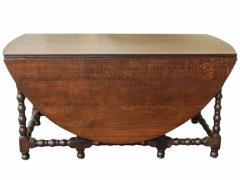 Oak Gateleg Table - 1757396