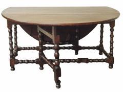 Oak Gateleg Table - 1757397
