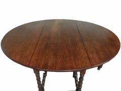 Oak Gateleg Table - 1757401