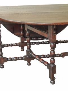 Oak Gateleg Table - 1757402
