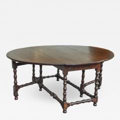 Oak Gateleg Table - 1757623