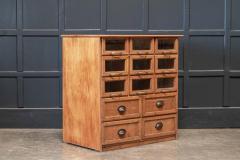 Oak Haberdashery Bank of Drawers - 2070460
