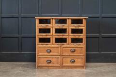 Oak Haberdashery Bank of Drawers - 2070462