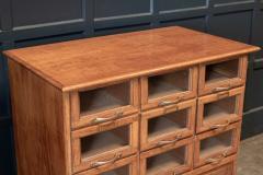 Oak Haberdashery Bank of Drawers - 2070465