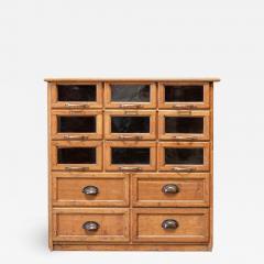 Oak Haberdashery Bank of Drawers - 2072149