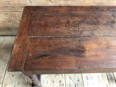 Oak Refectory Table with Extensions 17th Century - 1040680