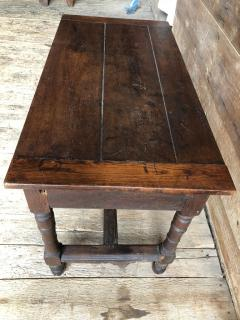 Oak Refectory Table with Extensions 17th Century - 1040682