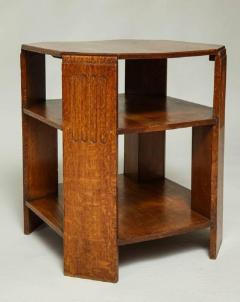 Octagonal End Table - 660031