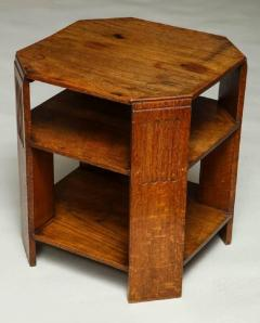 Octagonal End Table - 660032