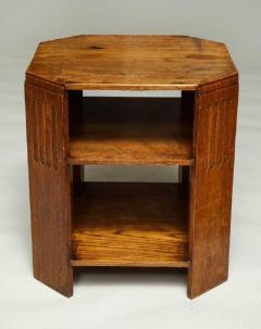 Octagonal End Table - 660033