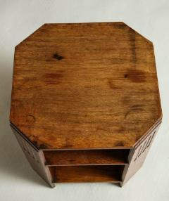 Octagonal End Table - 660035